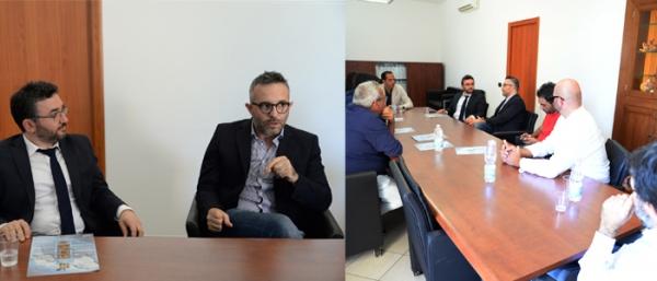 Commissione Agricoltura in visita nel Metapontino, tappa anche in Asso Fruit Italia